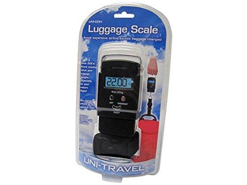 Uni-Com Digital Luggage Scales 57833