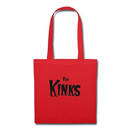 KK Beastie Boys Kate Schellenbach Print Personalize Women's Bags Personalized Red