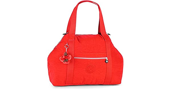 Kipling K0136210P Bolso Weekend, Color Rojo (Art M Cardinal): Amazon.es: Equipaje