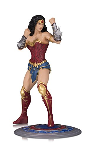 DC Core: Wonder Woman PVC Statue