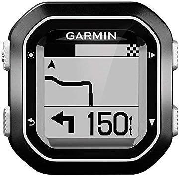 Garmin Edge 25 - Ordenador GPS para bicicleta (reacondicionado), pantalla de 1.3, color Negro , Ciclocomputador: Amazon.es: Electrónica
