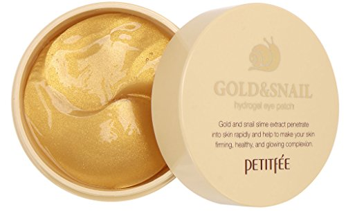 Gold Snail Hydrogel Patch Petitfee product image