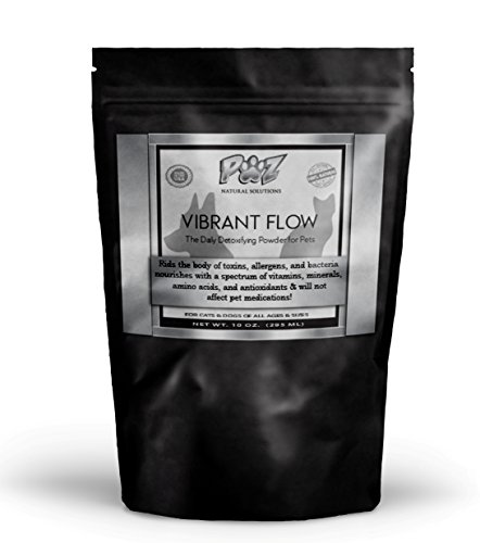 Activated Charcoal for Dogs | Transform K9 Vibrant Flow – Part 1 - Natural Antidote for Poisoning and to Control Diarrhea