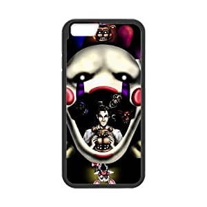 iphone6 4.7 inch Phone Case Black Five nights at Freddy's UYUI6837073