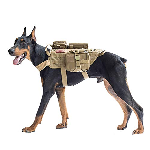 OneTigris Tactical Dog Molle