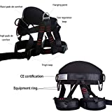 Sushiyi Adjustable Thickness Climbing Harness