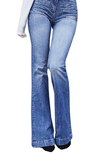 Pocket Bottoms Jeans - 2