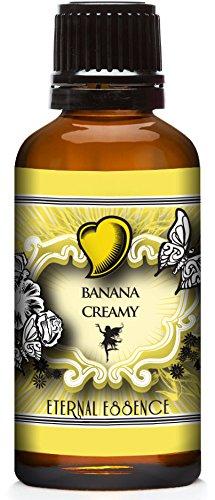 Banana Creamy Premium Grade Fragrance