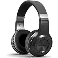 Bluedio Turbine Hurricane HT Bluetooth 4.1 Wireless Stereo Headphones Headset, Black
