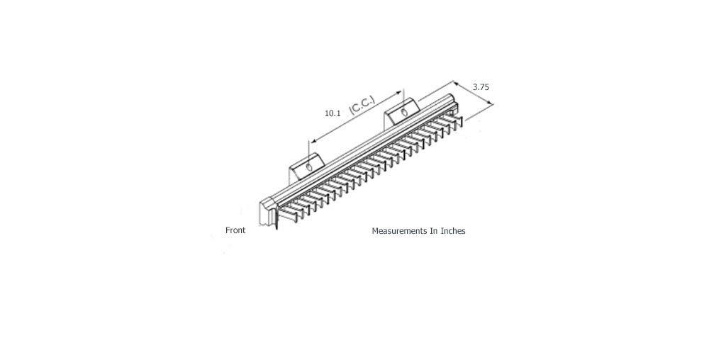Wood Technology Sliding Tie Rack//Holder