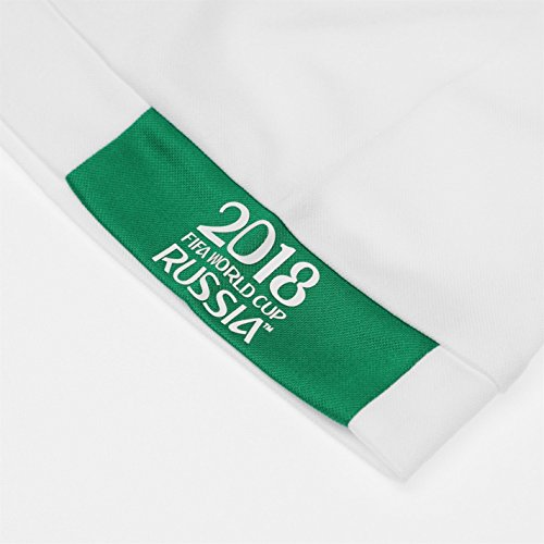 f24b31514da FIFA World Cup 2018 Senegal T-Shirt Mens White Football Soccer Tee Shirt  Medium  Amazon.co.uk  Sports   Outdoors