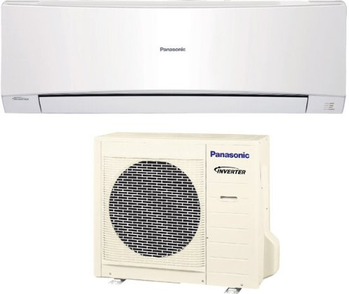 Image of Panasonic E18NKUA Single Split System Wall Mounted Heat Pump, Up to 23 Seer