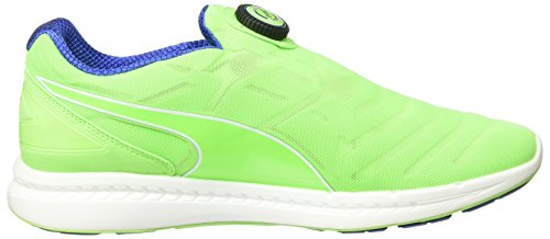 Puma Mens Ignite Dual Running Shoe Green Gecko-surf Sul Web