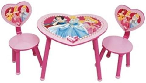 ARDITEX Disney WD5034 - Set Mesa + 2 sillas, mobiliario Infantil ...