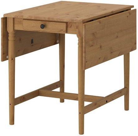 Ikea INGATORP Mesa Plegable donhütte Barniz; ({59} /{88}/ 117 x 78 ...