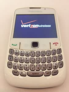 BlackBerry 8530 Verizon CDMA BlackBerry OS 5.0 Cell Phone - Black