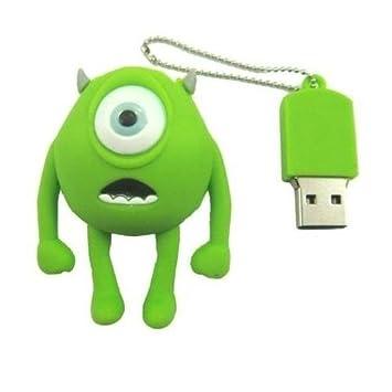 Amazon.com: Mini Mike de 16 GB, Wazowski, Monster Inc ...