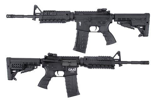 CAA Airsoft M4S1 Carbine AEG Sport Series 14.5inch BK B07CPNH617