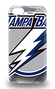 Excellent Iphone 5/5s Case Tpu Cover Back Skin Protector NHL Tampa Bay Lightning ( Custom Picture iPhone 6, iPhone 6 PLUS, iPhone 5, iPhone 5S, iPhone 5C, iPhone 4, iPhone 4S,Galaxy S6,Galaxy S5,Galaxy S4,Galaxy S3,Note 3,iPad Mini-Mini 2,iPad Air ) 3D PC Soft Case