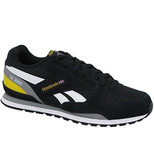 Reebok - GL 3000 - Color: Negro - Size: 38.0