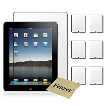 Apple iPad 2-5 Premium Clear LCD Screen Protector Cover Guard Shield Films AccessoryOne Brand