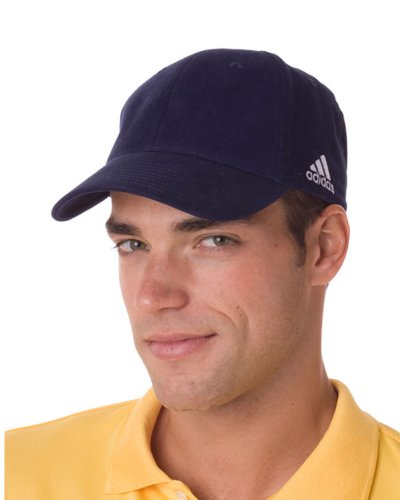 f885ecca6b5 Amazon.com   adidas Men s Core Performance Front-Hit Structured Hat ...