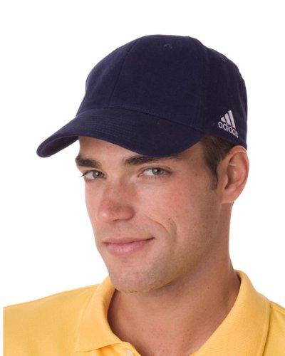 Amazon.com   adidas Men s Core Performance Front-Hit Structured Hat ... 9d3d1470a151