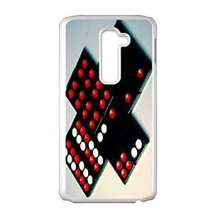 LG G2 Phone Case Dominoes SA84518