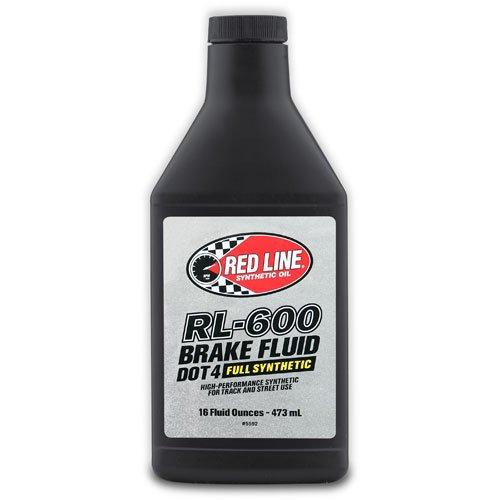 600 Brake Fluid - 9