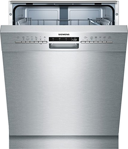 Siemens SN436S01GE lavavajilla Bajo encimera 12 cubiertos A++ ...