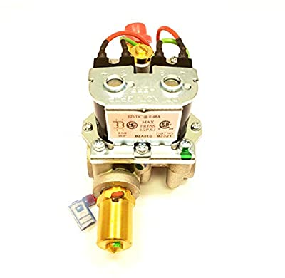 Atwood 92089 Gas Assembly Valve for 10 Gallon Water Heaters