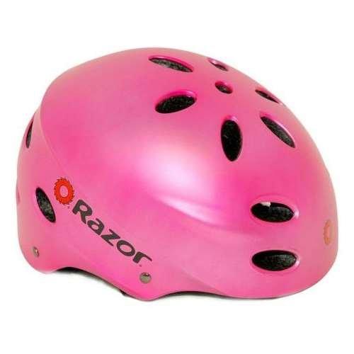 Razor V-17 Child Multi-Sport Helmet, Pink