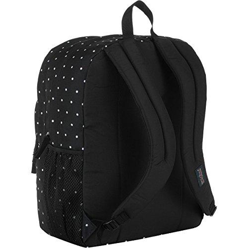 JanSport Big Student Black Polka Dot One Size by JanSport (Image #1)