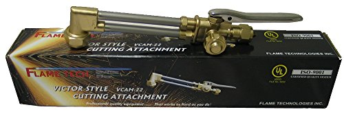 Flame Technologies VCAM-22 Medium Duty Cutting Attachment by Flame Technologies