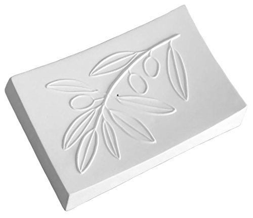 Olive Branch Soap Dish - Fusible Glass Slumping Mold