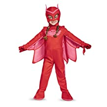 Disguise girls Deluxe PJ Masks Owlette Costume