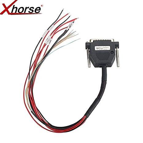 Xhorse VVDI PROG Programmer MCU Reflash Cable: Amazon in
