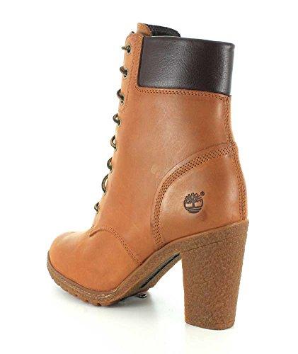 Timberland Glancy_glancy_glancy 6in, Zapatillas de Estar por Casa para Mujer Beige
