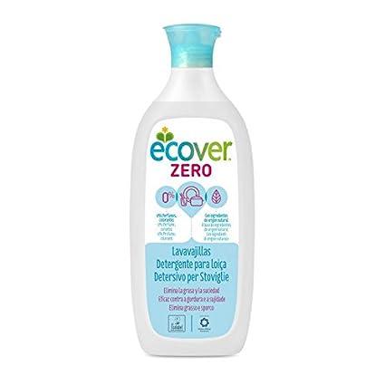 Ecover - Lavavajillas Lquido Zero Ecover, 750 Ml: Amazon.es: Hogar