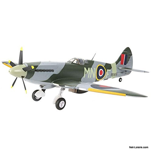 E-flite Spitfire Mk XIV 1.2m BNF Basic with AS3X and Safe Select, EFL8650