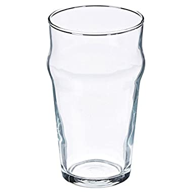 Bormioli Rocco Nonix Pub Glass, Set of 12, 19.75oz