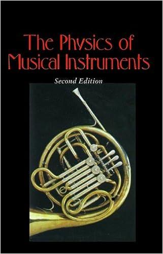 Descargar Libros De (text)o The Physics Of Musical Instruments PDF Gratis