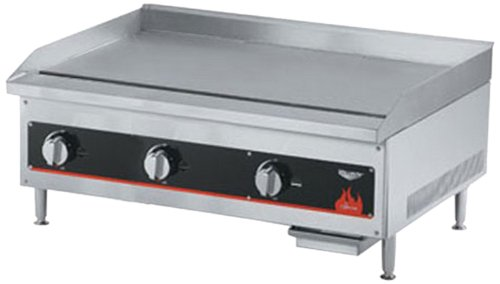 Vollrath (40721) 36'' Gas Flat Top Griddle - Cayenne Series