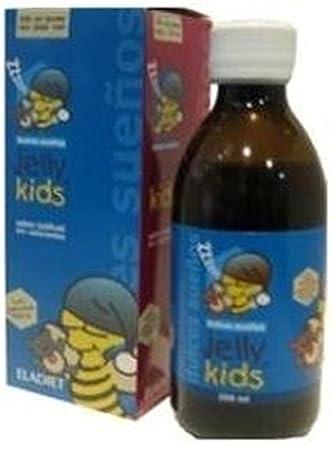 Jelly Kids Dulces Sueños Jarabe 250 ml de Eladiet: Amazon.es: Salud y cuidado personal