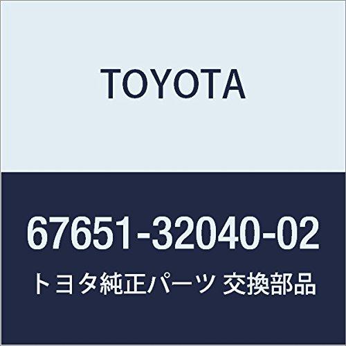 Toyota 67651-32040-02 Speaker Grille