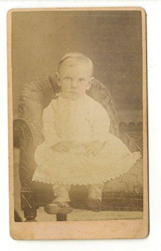 19th Century Children 19th Century Carte De Visite