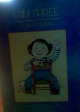 book cover of I Am Three