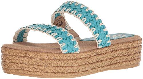 Sbicca WoMen Winston Sandal Turquoise