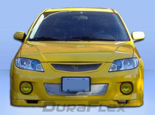 Duraflex Replacement for 2001-2003 Mazda Protege Speedzone Front Lip Under Spoiler Air Dam - 1 Piece