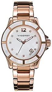Watch for Women by Viceroy, Rose Gold, 47690-95